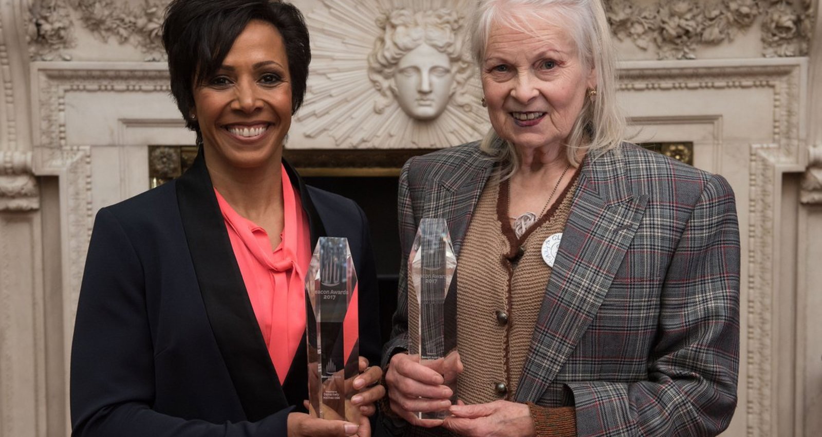 Dame Kelly Holmes recognised for philanthropy