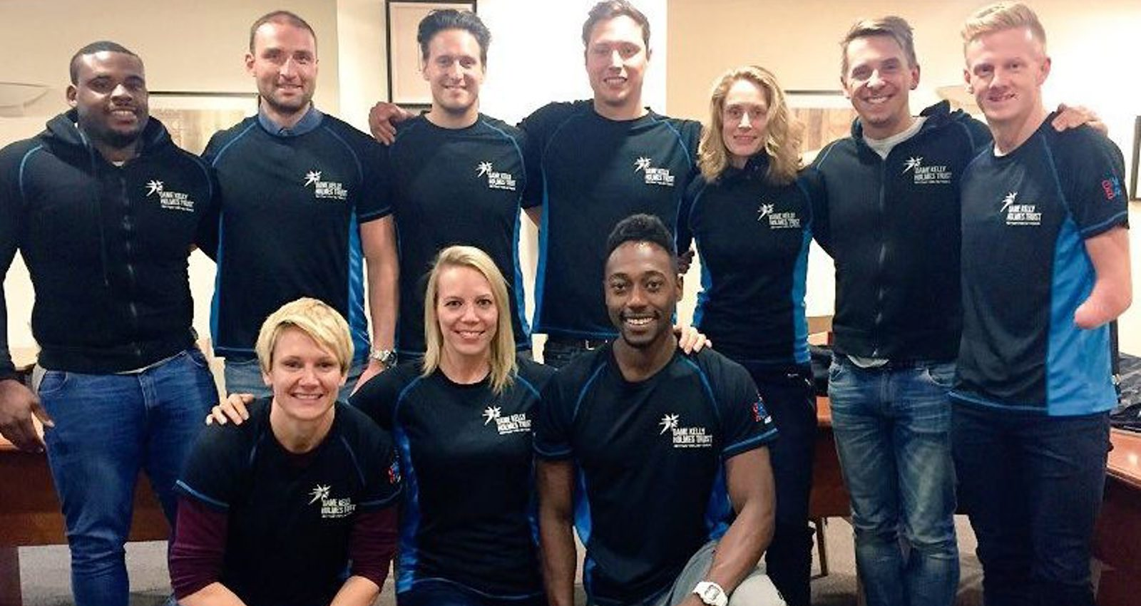 Our new national athlete leaders are set to boost support we offer