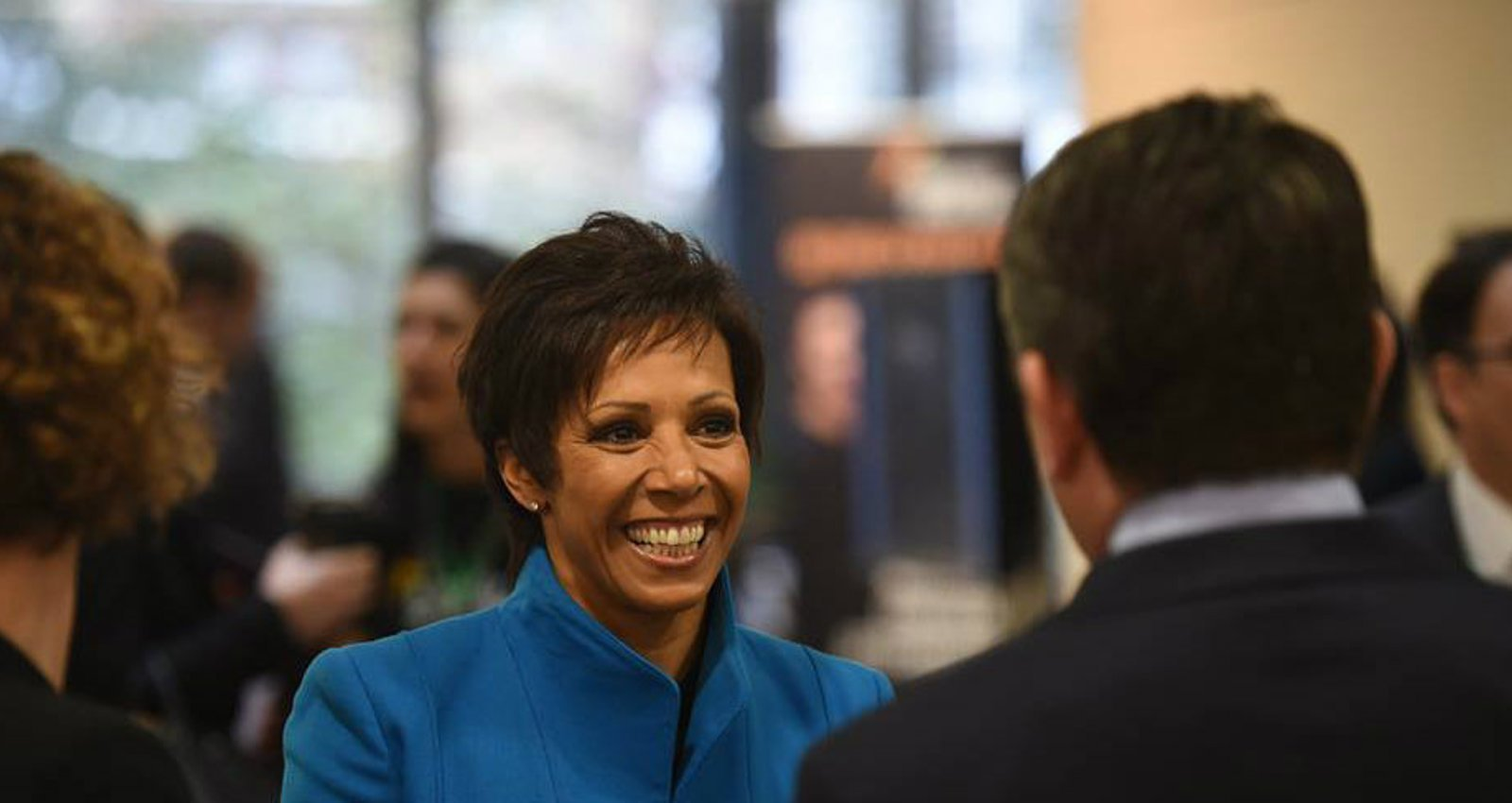Col Dame Kelly Holmes (MBE mil), Founder and President